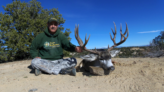 Unit 2b New Mexico Map.Guided Mule Deer Hunts In New Mexico S Unit 2c Compass West
