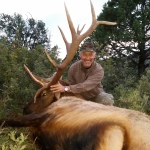 Private ranch hunts in New Mexico unit 34