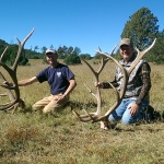 guided elk hunting unit 34