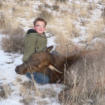 guided youth cow elk hunts