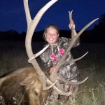New Mexico youth hunting