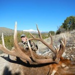 unit 36 late season rifle guided elk hunting