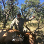 guided elk hunting