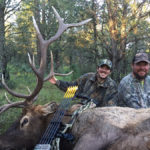 Unit 34 guided bow hunt elk