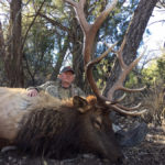 Compass West Outfitters late season elk hunt