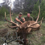 guided new mexico bow hunter