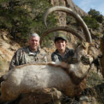 ibex youth hunting guides New Mexico