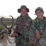 bow hunting guides antelope New Mexico