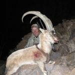 muzzleloader hunting Ibex New Mexico