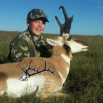 youth New Mexico antelope