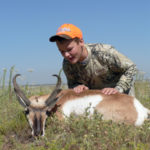 youth antelope hunting