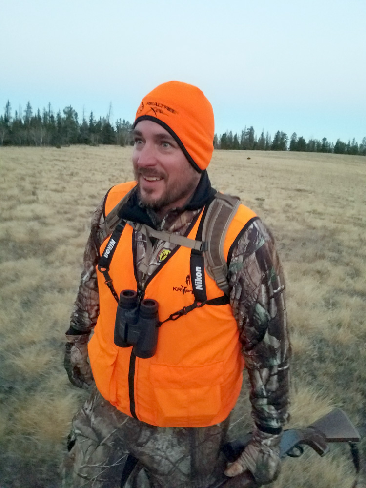 Colorado hunts compass west outfitters compass west for Colorado fishing license cost
