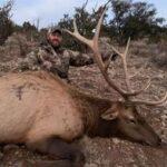 Late season elk hunting